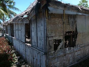 Verfallene Hütte